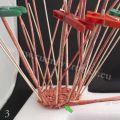 Pletení na polystyrenu 03